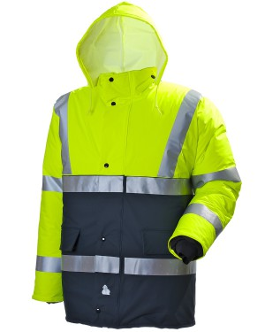 Hi Vis MP4F T2H Quilted Jacket