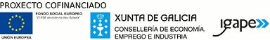 Fondo social Euopeo - XUNTA DE GALICIA-Igape