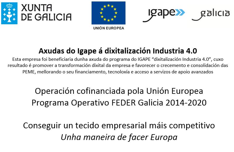 Igape. Dixitalización Industria 4.0