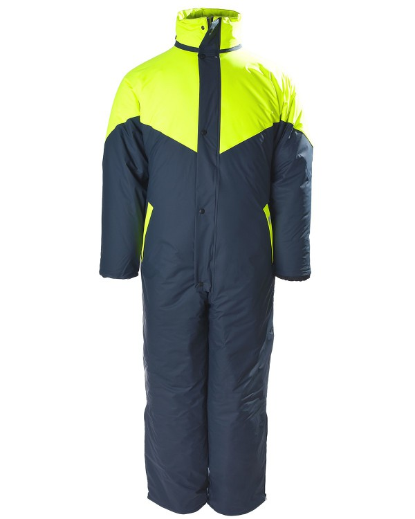 Quilted Coverall M10
