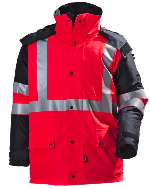 Bicolor T1H Canada Jacket