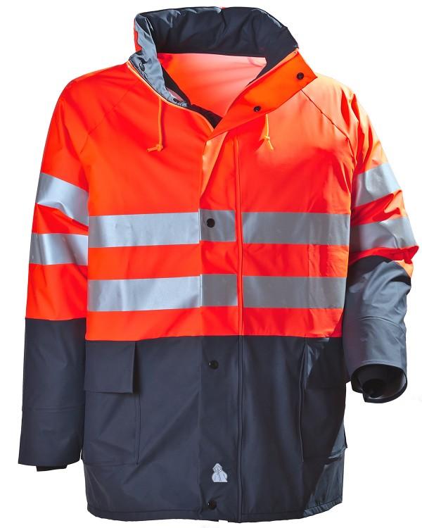 Hi Vis 2H Bicolor Command Jacket